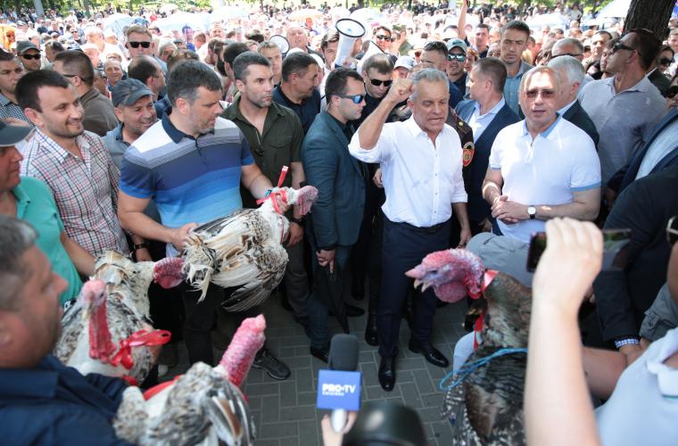 Всё ближе. Павел Филип не исключает коалиции ДПМ-ПСРМ