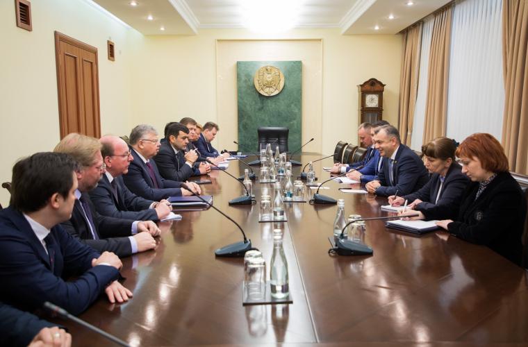 Россия создаст агропромышленный хаб в Молдове