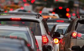 На ряде столичных улиц образовались пробки