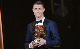 Cristiano Ronaldo l-a egalat pe Messi