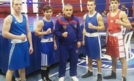 Patru boxeri moldoveni au cucerit medalii la un turneu în Israel