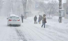 Radu a solicitat luarea măsurilor de prevenire a consecințelor ninsorilor și poleiului