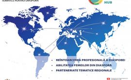 O nouă rundă de granturi pentru diasporă
