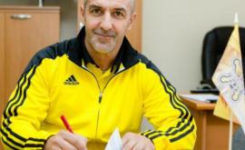Tehnicianul italian Roberto Bordin şi-a prelungit contractul cu Sheriff
