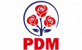 PDM convoacă Consiliul Politic Național