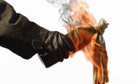 La Odessa a fost incendiat automobilul unui funcționar