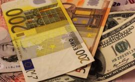 Cursul valutar stabilit de BNM pentru 14 decembrie