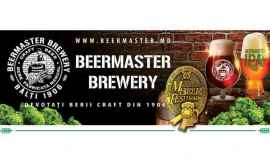 "The first of the best ""BEERMASTER BREWERY"" a dat lovitura la ""Beer of Moldova 2017"""