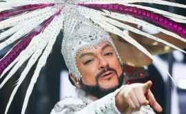 Kirkorov ar putea participa pentru Moldova în acest an la Eurovision