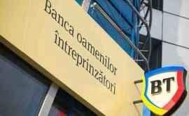 BERD salută cumpărarea acțiunilor Victoriabank de către Banca Transilvania