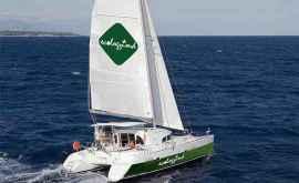 Наш соотечественник на яхте бороздит просторы океанов (ВИДЕО)
