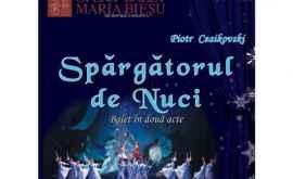 Un spectacol de Piotr Ceaikovski va avea loc la Opera Naţională