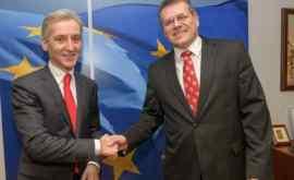 Consolidarea securităţii energetice a Moldovei, discutată la Bruxelles
