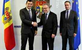 Franța va extinde comerțul cu Moldova