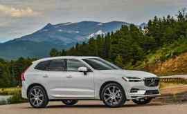 Volvo XC60 de generația a doua a fost recunoscut cel mai sigur automobil al anului 2017 conform testelor Euro NCAP