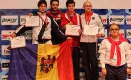 Moldoveanul Stepan Dimitrov a cucerit aurul la o competiţie în Turcia