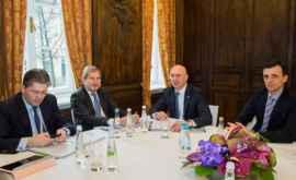 Filip: Moldova va menţine ritmul înalt de implementare a condițiilor UE