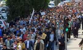 Unor angajați din Moldova li se va interzice să participe la greve