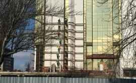 N-au trecut nici zece ani: a fost inițiată modernizarea sediului Președinției