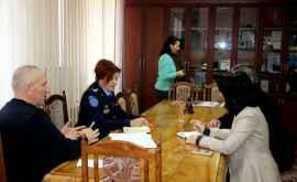 Şeful BRD, în vizită la Inspectoratul General pentru Situații de Urgență