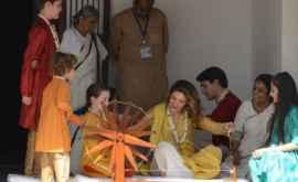 Apariție neașteptată a premierului canadian, în timpul vizitei în India (FOTO)
