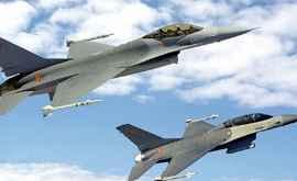 România doreşte să completeze escadrila de avione F16
