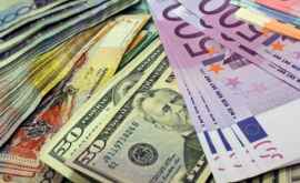 Курс валют НБМ на 22 февраля