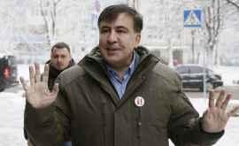 Saakaşvili nu va putea merge în Ucraina pînă în 2021
