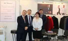 Компании Молдовы представили в Москве текстильную продукцию