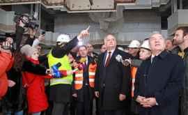 Молдова не потратит ни лея на ремонт здания Президентуры