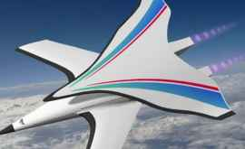 China a elaborat un nou design de avioane supersonice