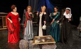 """Teatrul """"A. Cehov"""" îşi va încheia stagiunea cu spectacolul despre Don Juan-ul modern"""