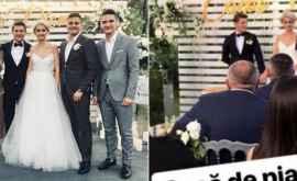 Lidia Isac, s-a măritat (FOTO)