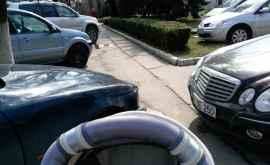 Noile reguli de parcare în Moldova, publicate în Monitorul Oficial
