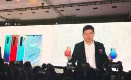 Huawei выпустила P30 Pro с четверной камерой (ВИДЕО)