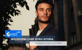 Труд и талант – слагаемые успеха молодого артиста из Молдовы (ФОТО)