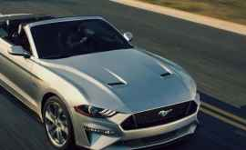 Ford Mustang a împlinit 55 de ani de la debut (VIDEO)