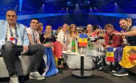 Prima reacţie a Annei Odobescu, după participarea la Eurovision