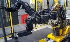 Inginerii au creat un robot pentru dezmembrarea reactoarelor nucleare vechi