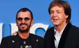 Paul McCartney şi Ringo Starr au reînregistrat o piesă de John Lennon (VIDEO)