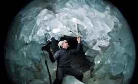 """Geologii au explicat originea """"peșterii de cristal"""" din Pulp"""
