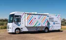 SUA a prezentat primul laborator medical mobil, care nu dăunează mediului