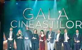 Cele mai bune filme din Moldova, premiate la Gala Cineaștilor 2020