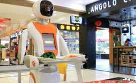 Primul restaurant robotizat s-a deschis în China