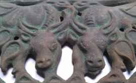 Morminte antice, găsite la refluxul Mării Saiansk