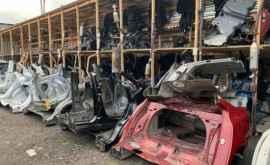 В России запретят ремонтировать автомобили бэушными запчастями