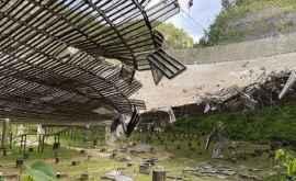 Accident la Observatorul Arecibo