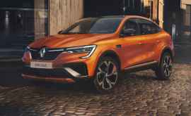 Renault Arkana vine pe piața europeană
