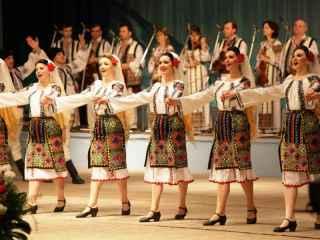 Выступление ансамбля «Жок» в Бухаресте вызвало критику интернет-пользователей