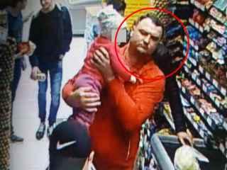 Un bărbat este căutat de poliție (VIDEO)